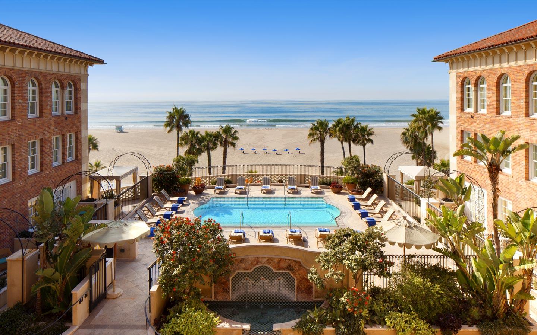 Wedding Venues In Santa Monica Beach Hotel Receptions Casa Del Mar